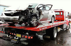 Chandler Flatbed Tow Truck